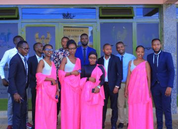 Guild handover and swearing-in ceremony 2019